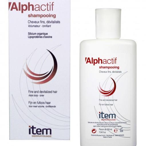 Item Alphactif