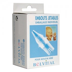 Embouts jetables Belvital