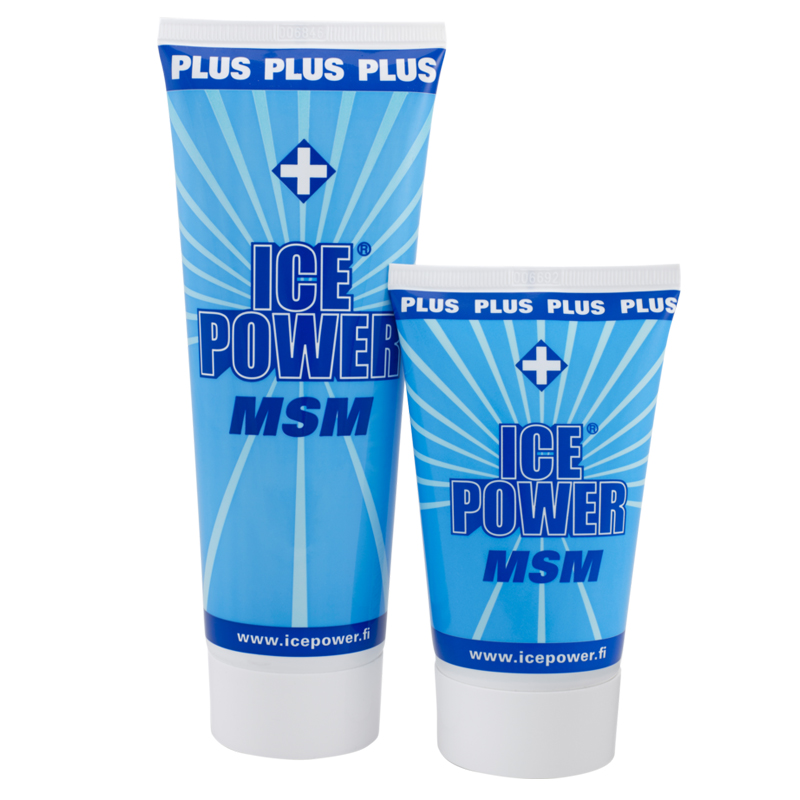 Ice Power Plus Gel Tube