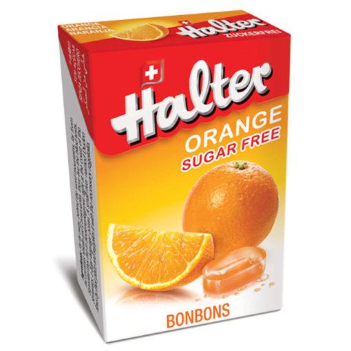 Halter Orange