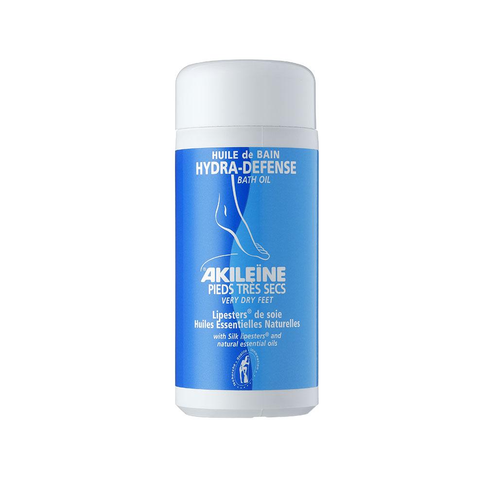 Akileine Bleue - Huile de bain Hydra Defense