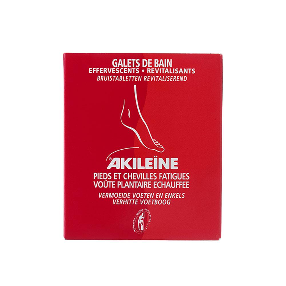 Akileine Rouge - Galets - Etui