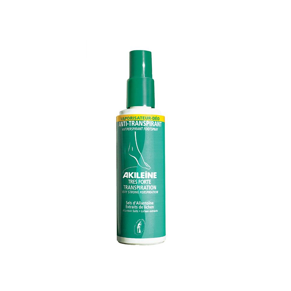 Akileine Verte - Vapo Anti-Transpirant Deo Biactif
